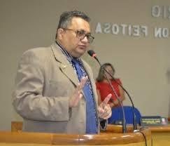 VEREADOR  KLEBER LIMA  DE CAJAZEIRAS  PB   ATUANTE  E SEMPRE PRESENTES  NOS EMBATES