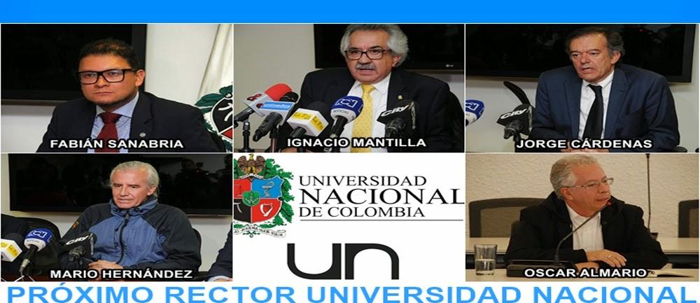COLOMBIA: Concluyó con éxito consulta electrónica a la comunidad universitaria