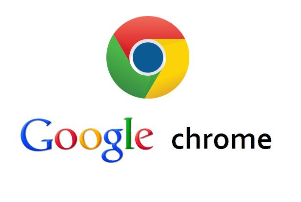 google chrome logo new