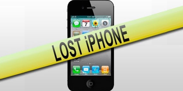 Find Lost iPhone owner