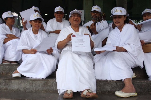 Surat Lia Eden Kepada Jokowi Untuk Mendaratkan UFO di Monas