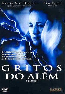 Filme Poster Gritos do Além DVDRip XviD & RMVB Dublado
