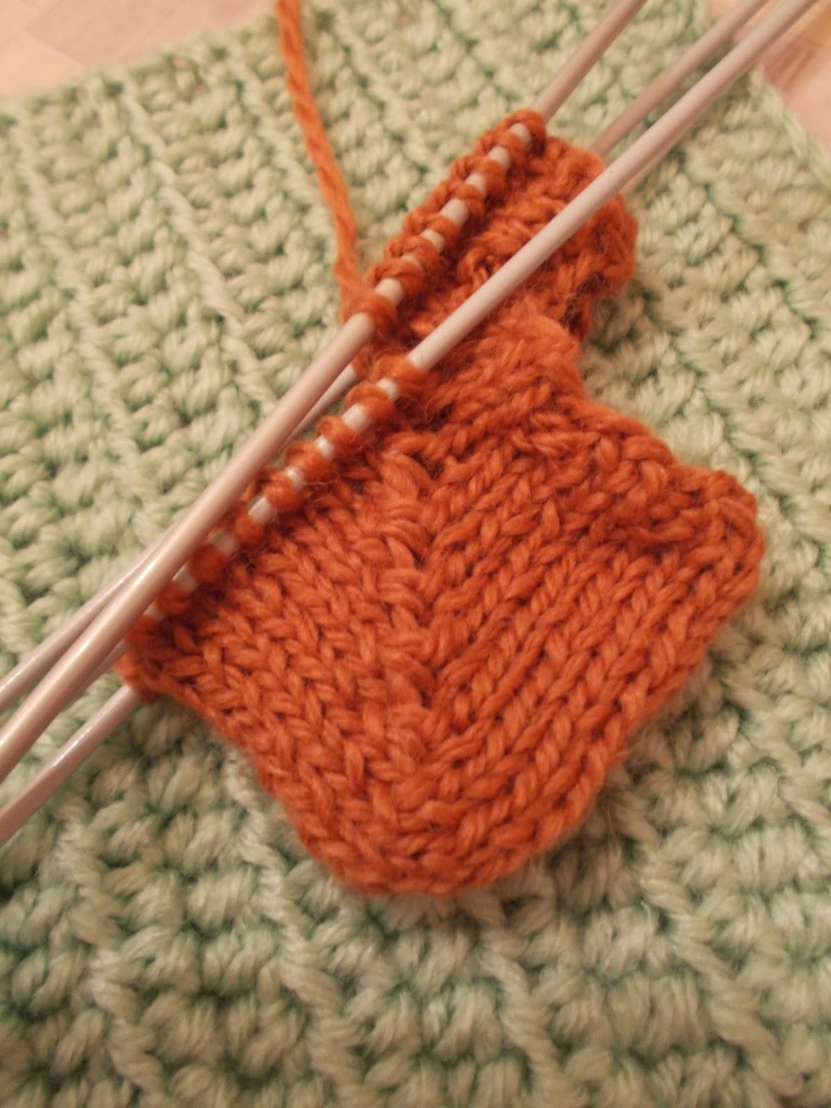 Укороченные ряды или метод Частичного вязания. Обсуждение на 90