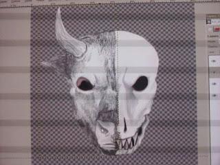 Bull Skull 3