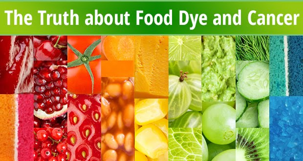 Natural Cancer Therapy: The Truth about Food Dye and Cancer ...