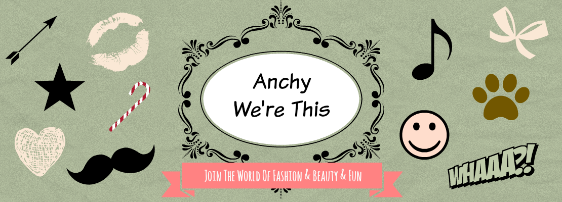 We're This - Anchy