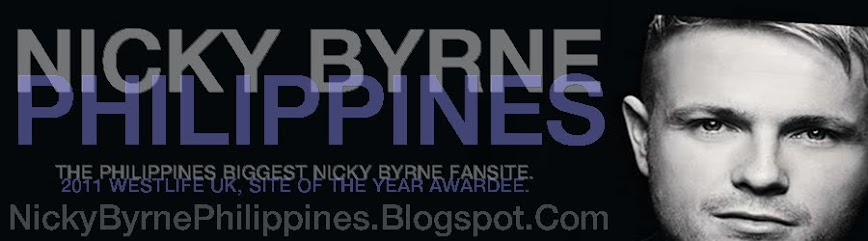 Nicky Byrne Philippines™