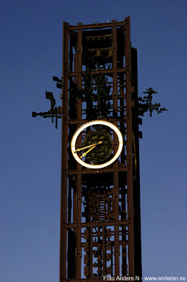 klocktornet Kiruna