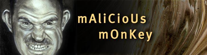 malicious monkey
