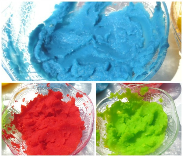 Paly Recipe- homemade finger paint