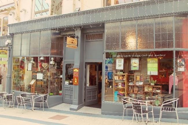 Twit-Woo Vintage Boutique, Leeds