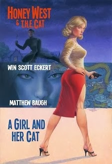 NOW AVAILABLE! <br><i>A Girl and Her Cat</i> <br>by Win Scott Eckert &amp; Matthew Baugh