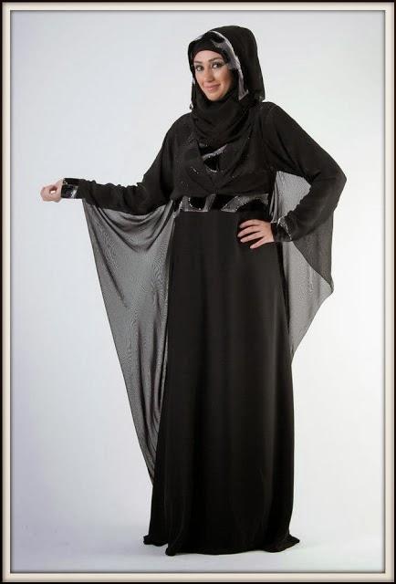 Islamic Abaya - Abaya Modern Designs 2014