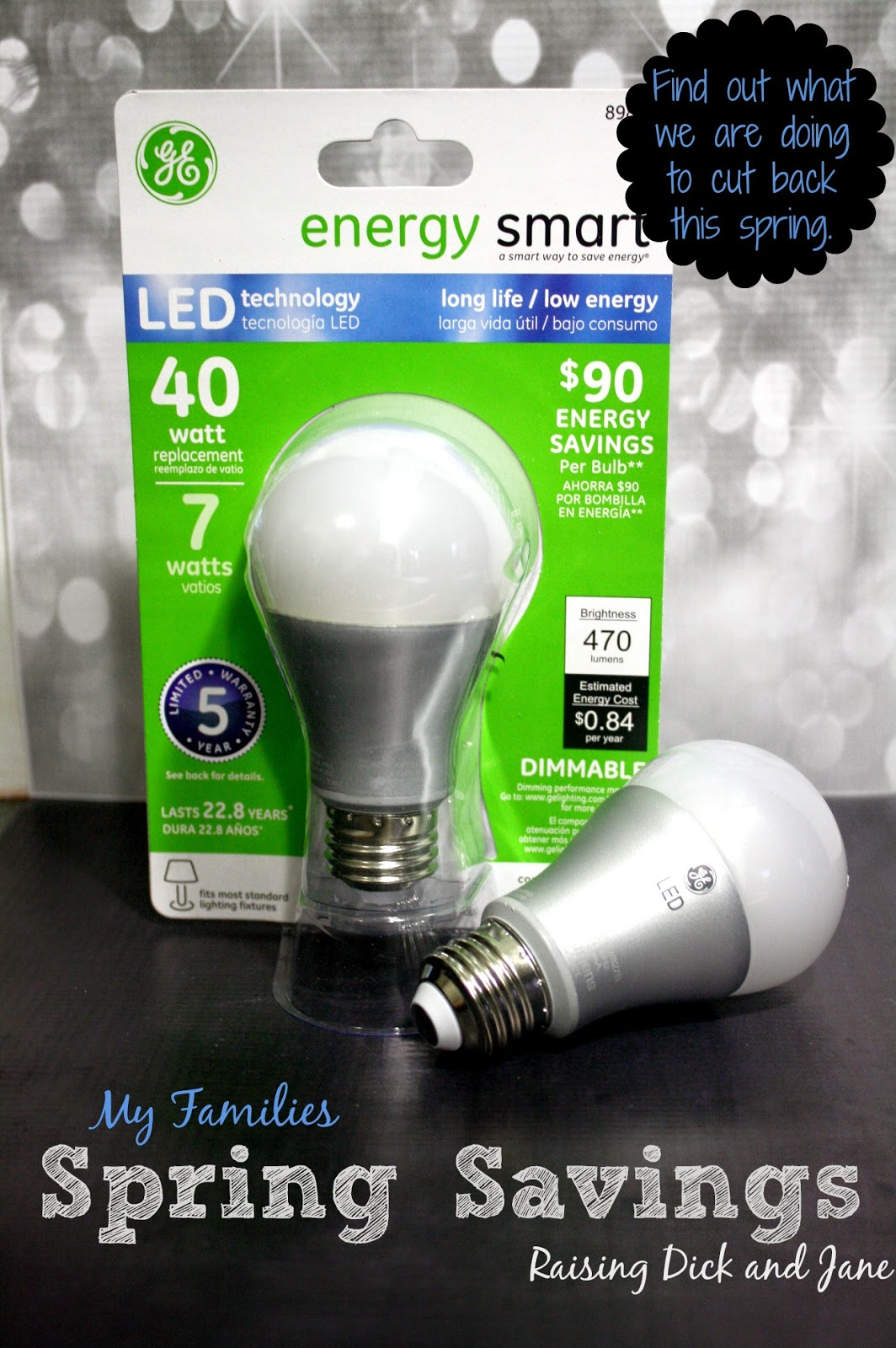Spring Savings Ideas #LEDSavings #shop #Cbias