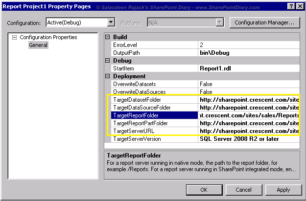 Deploy SSRS to SharePoint