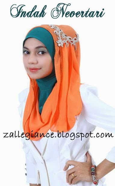 Indah Nevertari Juarai Rising Star