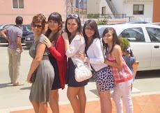 Las 5 hermanas Vila Blanco.