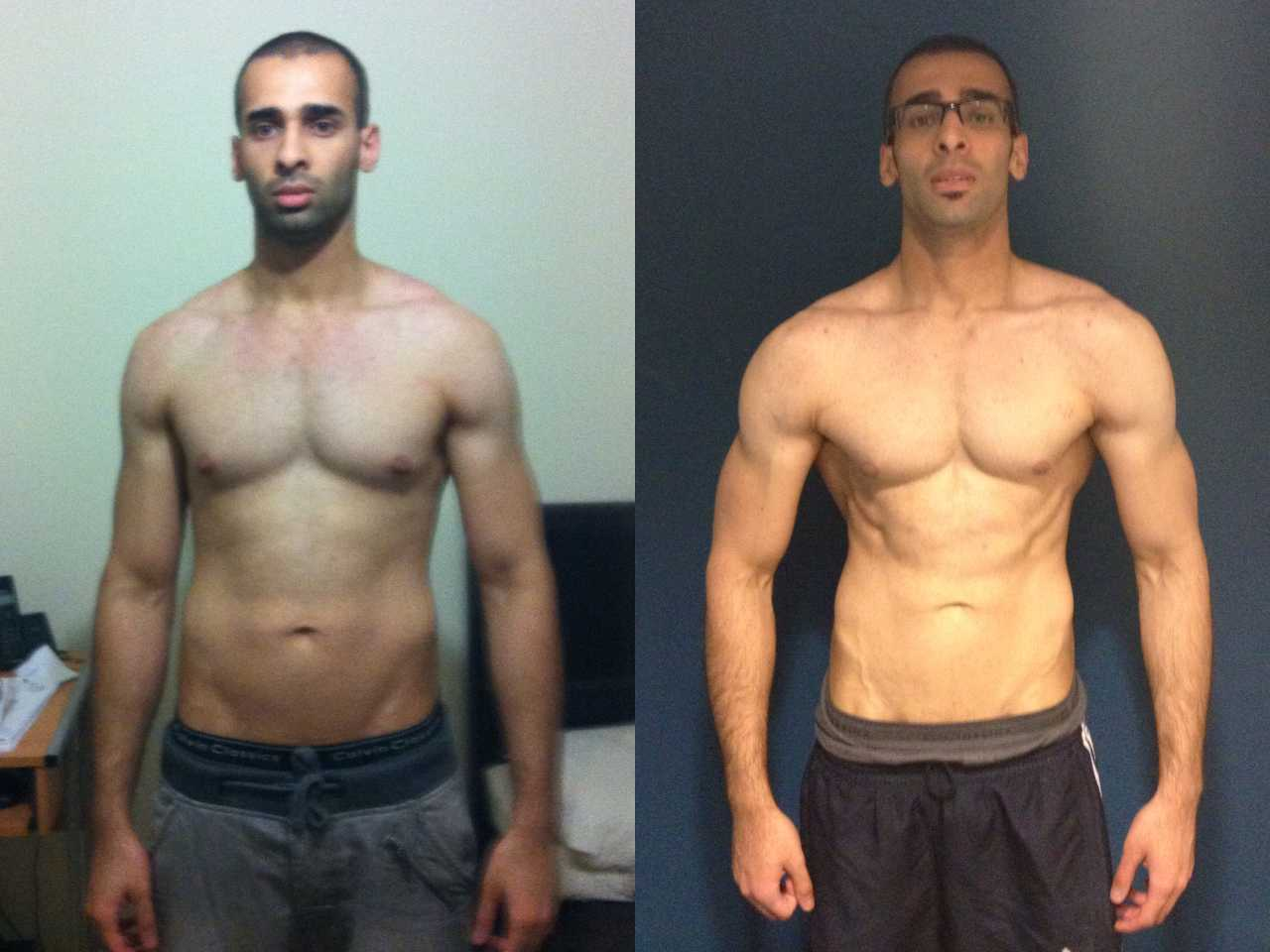 lose body fat 3 days