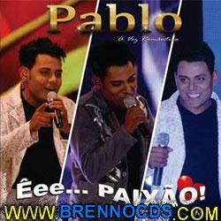 Pablo - A Voz Romântica - Cd Vol.3 2013