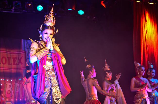 Lady Boys of Bangkok UK Tour