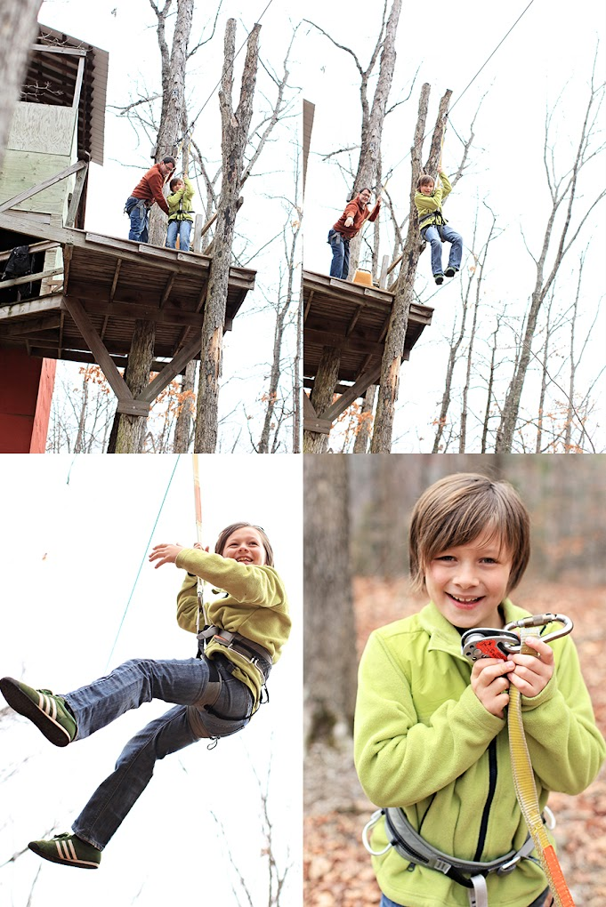 castle bluff, newton county, zip line, camp
