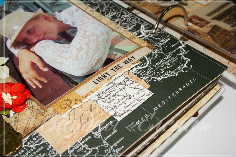 Альбом ручной работы для тинейджера
