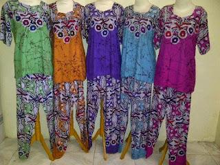 Foto Baju Batik Halus Pekalongan