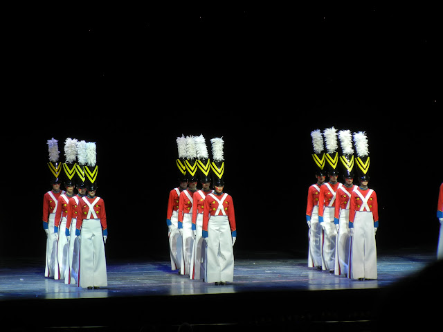 Radio City Rockettes - Christmas Spectacular 2011 - Toy Soldiers