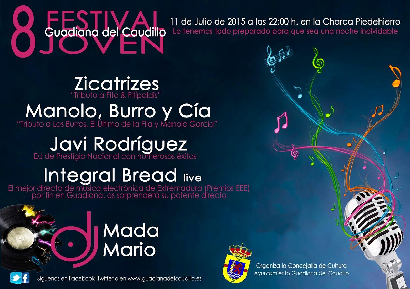 8 Festival Joven