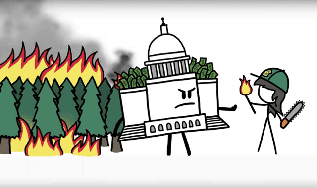 Why Fighting Wildfires May Make them Worse