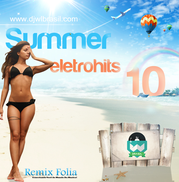 capa do cd Mp3parabaixar CD – Summer Eletrohits Vol.10