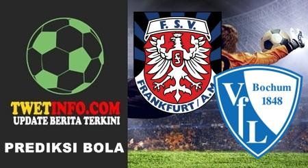 Prediksi FSV Frankfurt vs Bochum