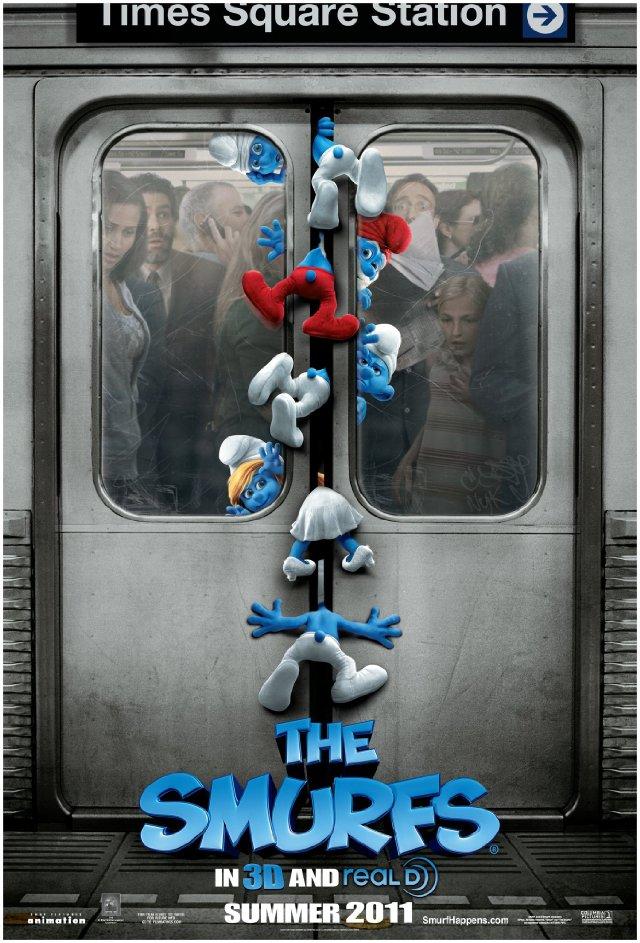 jerms the smurfs movie review