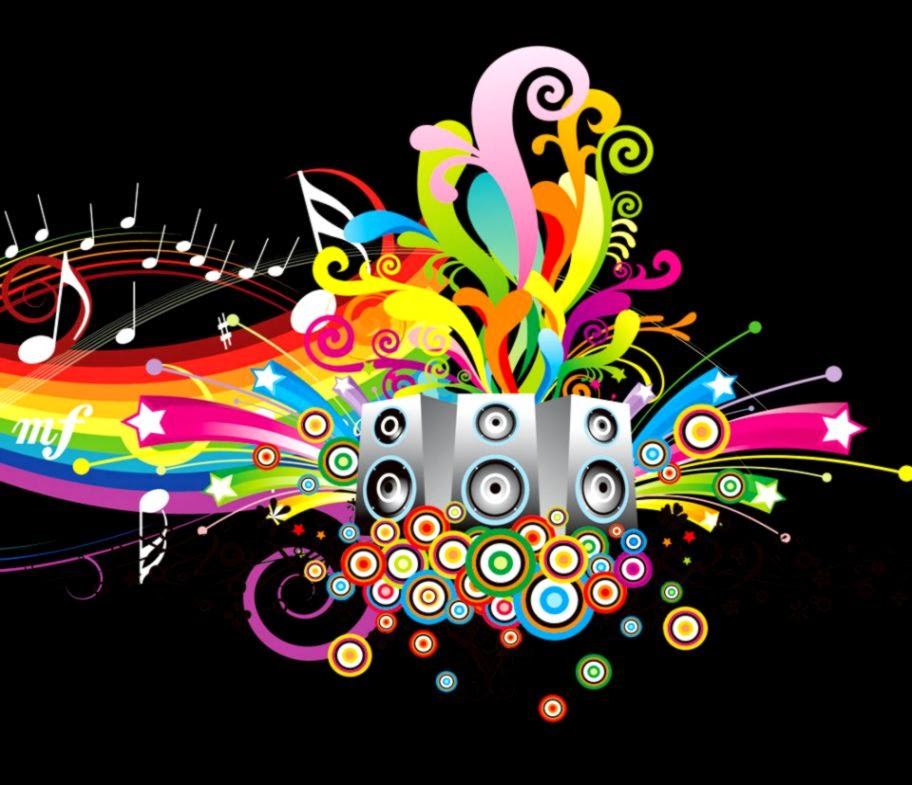 Colorful Music Wallpapers Hd | Amazing Wallpapers