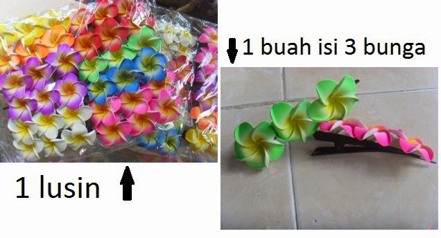 jepit bunga