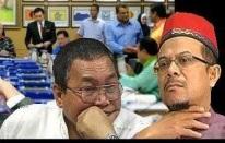 Datuk Ibrahim Ali dan Datuk Zulkifli Noordin