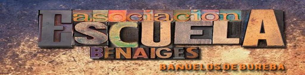 Escuela Benaiges - Bañuelos de Bureba