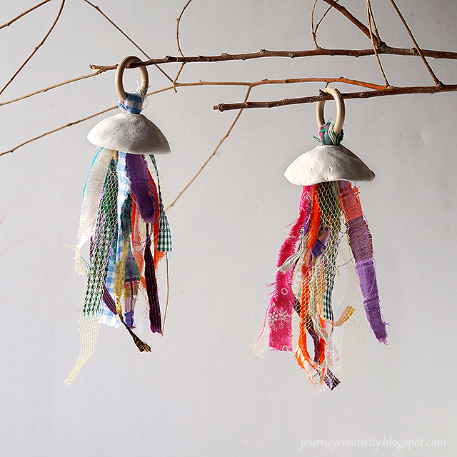 Clay Jellyfish - Journey into Creativity