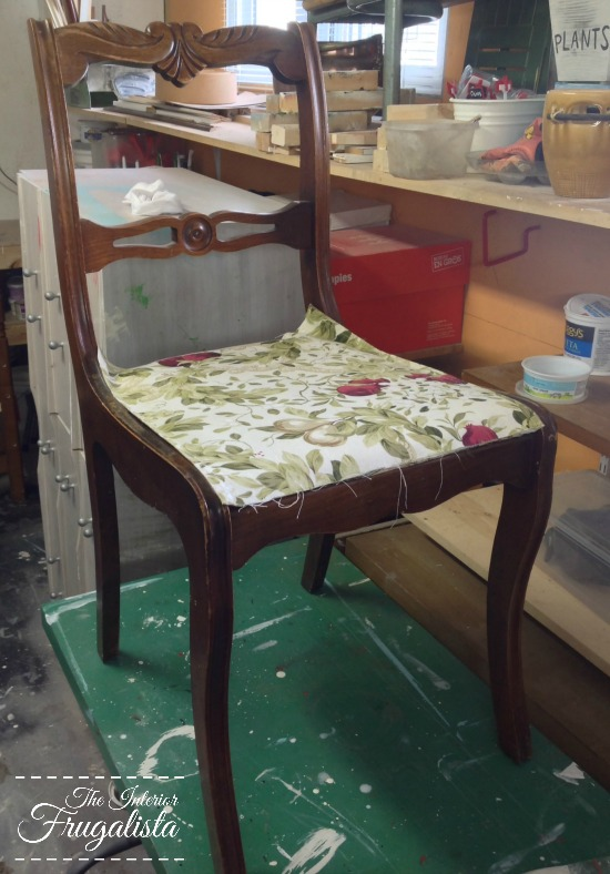 Duncan Phyfe Chairs Before