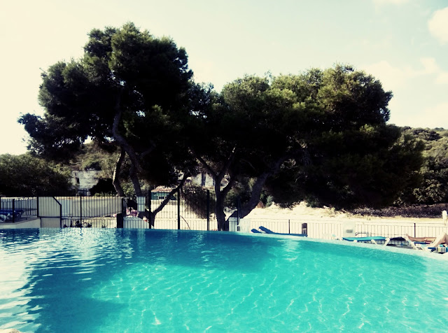 menorca piscina