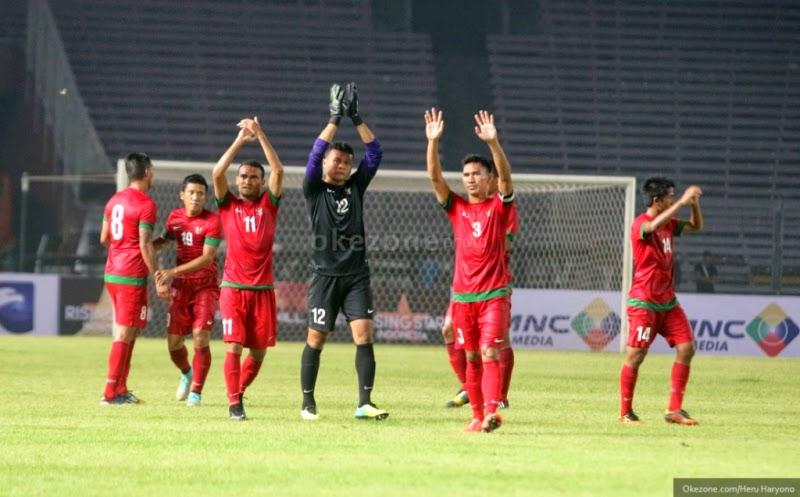 Piala AFF : Timnas 5 – 1 Laos