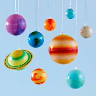 Land of Nod ceiling solar system