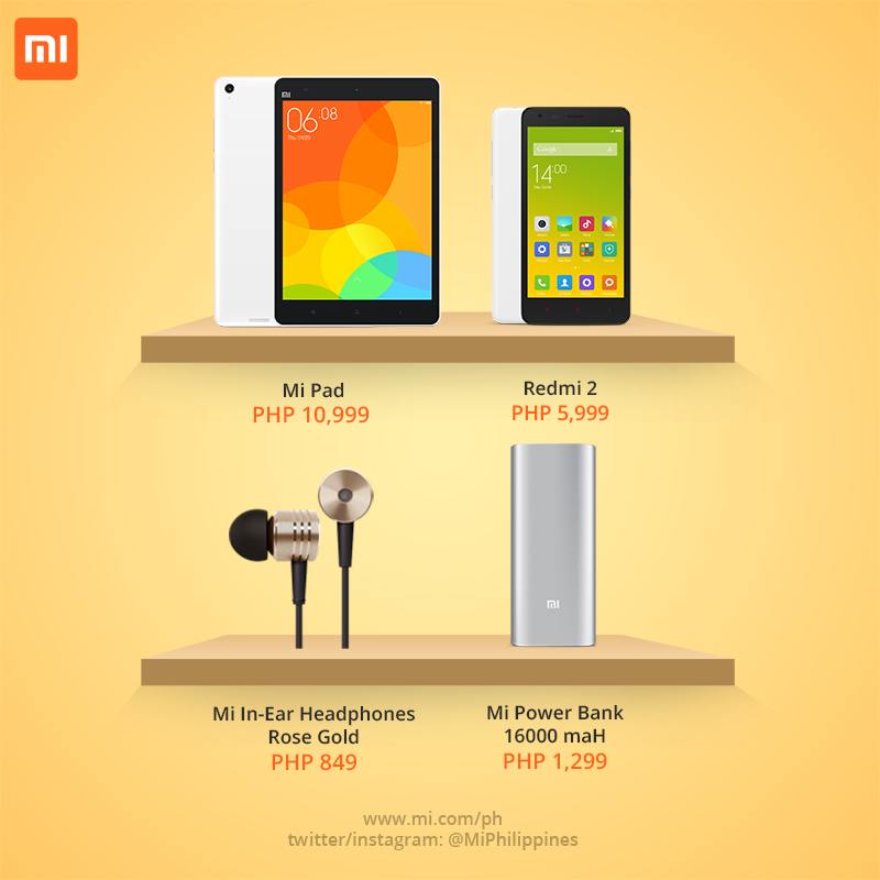 Mi products, including Redmi 2, to be sold at over 200 stores nationwide