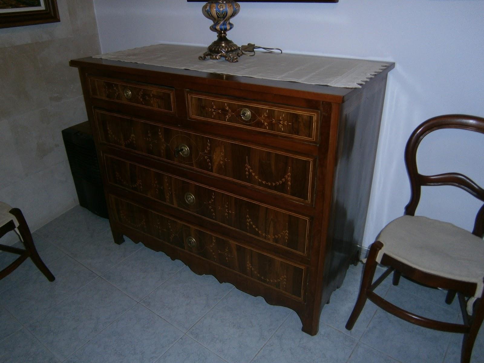 Tot antik muebles siglo xviii y xix for Grupo europa muebles