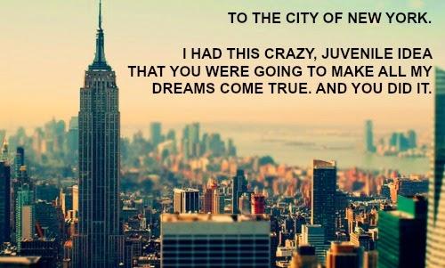 1 año viviendo en Nueva York