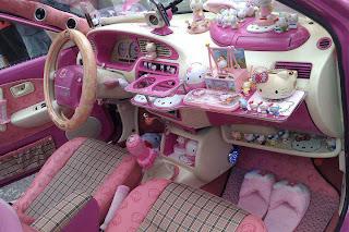 Female car