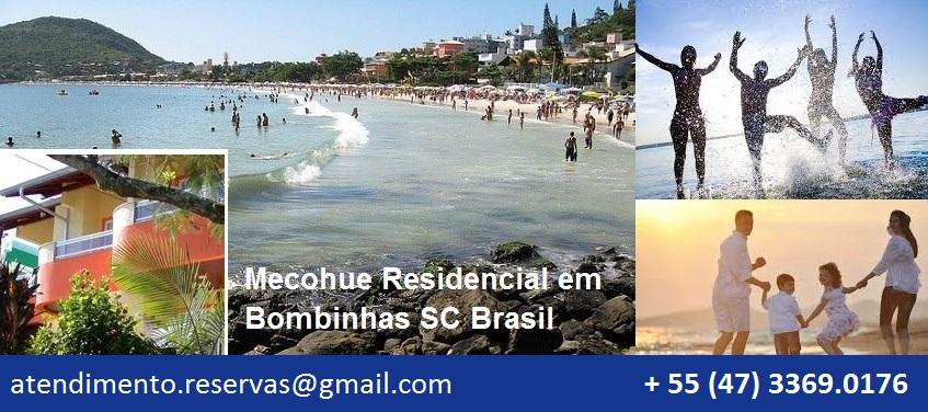 Alquiler Departamentos & Duplex en Bombinhas SC Brasil