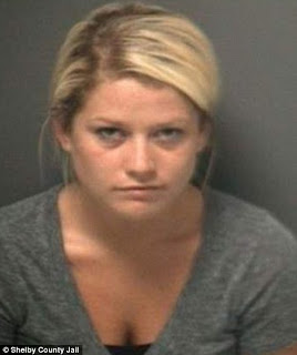 Megan Crafton, 22 Arrested For Allegedly Performed Sexual Acts On A 17-Year-Old Student