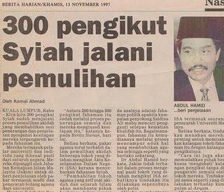 Syiah Telah Lama Mempamerkan Diri di Malaysia