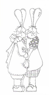 risco para pintura de páscoa, riscos para pintura de coelhos,coelhos,coelhas,pascoa